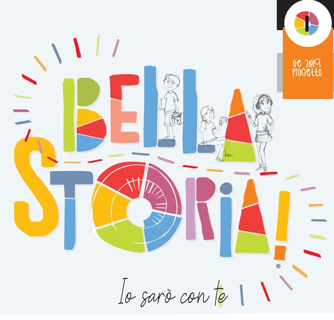 """Oratorio estivo 2019 – """"Bella Storia!"""""""
