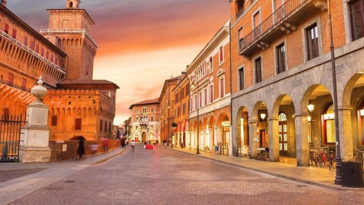 Viaggio a Ferrara e Ravenna
