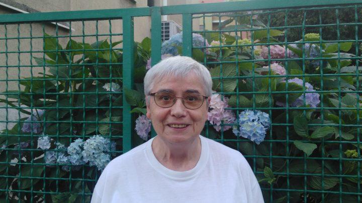 Ultimo saluto a Lucia Maistro