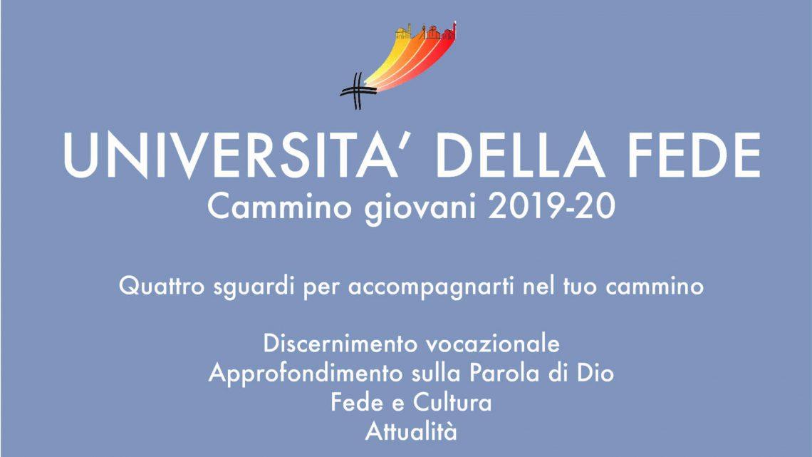Università della Fede 2019/20