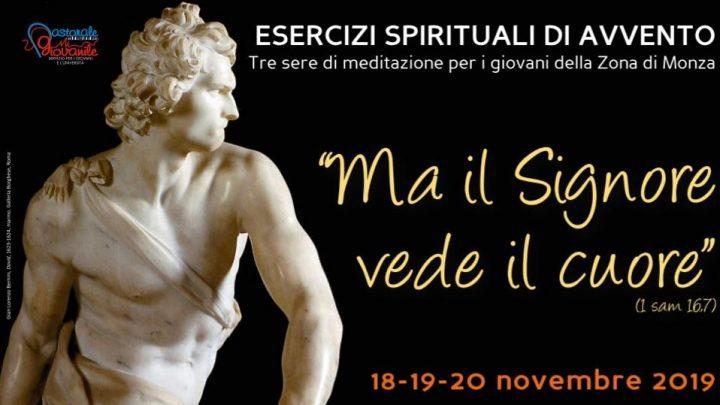 Esercizi Spirituali Giovani Avvento 2019 (Desio) – audio