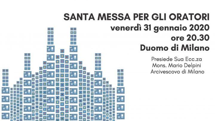 Messa oratori in Duomo